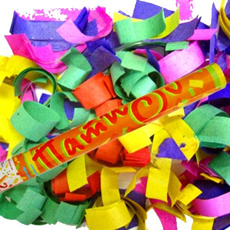 Фейерверк Пневмохлопушка в пластиковой тубе 60 смПневмохлопушки<br><br>Тип: фейерверк; Вид фейерверка: пневмохлопушка; Высота см: 0;